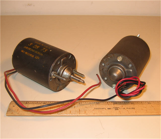 12 volt dc motors reversible pictures to pin on pinterest for Bosch electric motors 12v